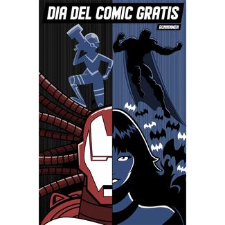 Portada para DDCG #comicgratis2020